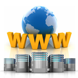 Domain Name Registration & Web Hosting